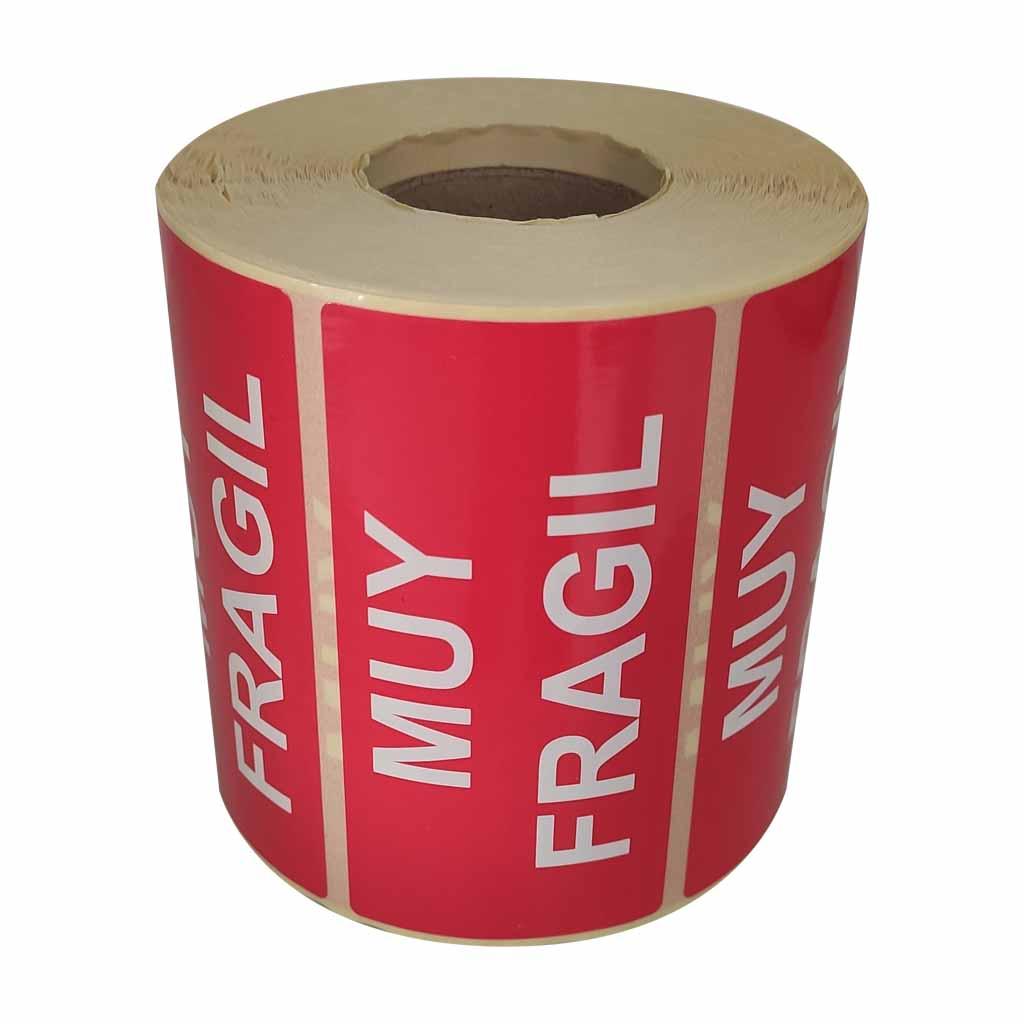 etiquetas muy fragil
