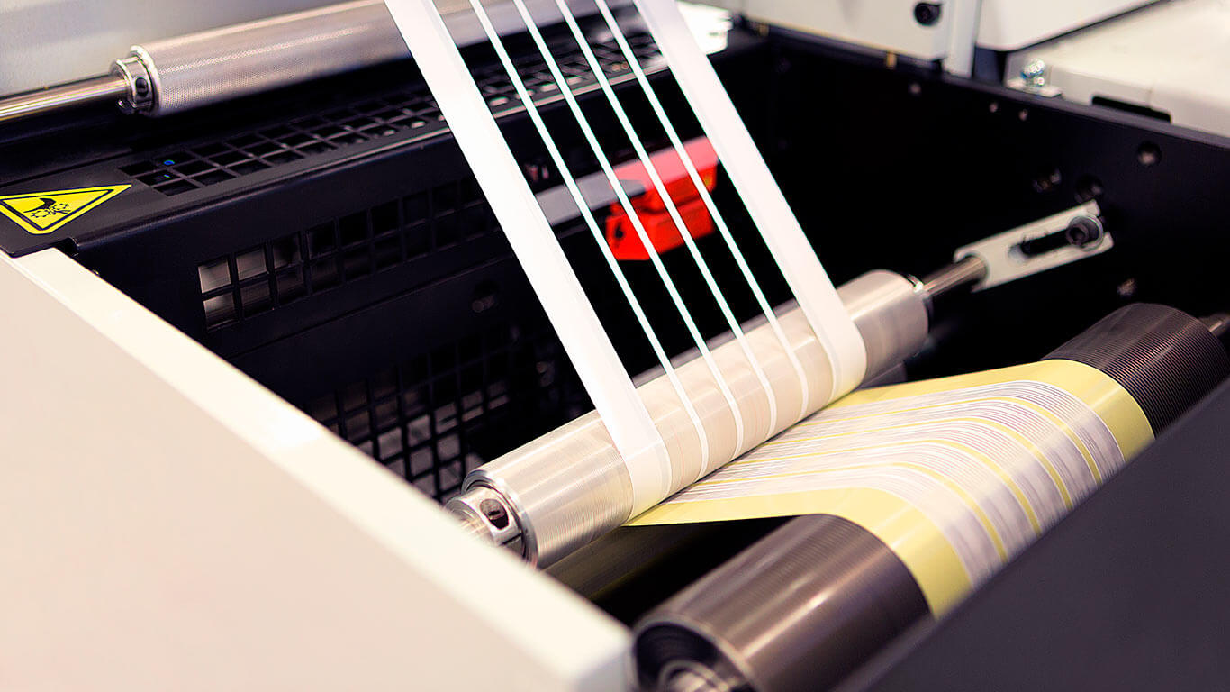 Fabricante de Etiquetas adhesivas industriales